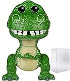 Figura de vinilo Funko Pop! Disney Pixar: Toy Story - Rex 20 Aniversario (lleno de funda protectora)