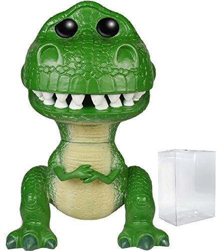 Funko Pop! Disney Pixar: Toy Story - Rex 20th Anniversary Vinyl Figure (Includes Compatible Pop Box Protector Case)