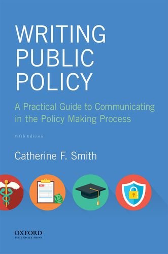 Best public policy books