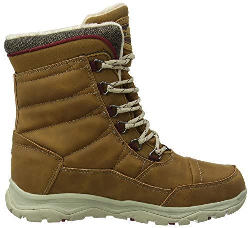 Karrimor Women Ranger Ladies WT High Rise Hiking Boots, Brown (Brown BRN), 8 UK