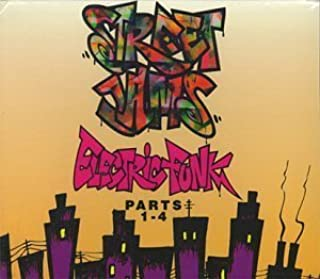 Street Jams: Electric Funk, Parts 1-4 by Various Artists (1996-07-16)