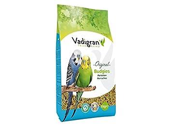 VADIGRAN Nourriture pour Perruche 1 kg - Lot de 3