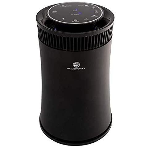 SilveryOnyx Air Purifier with 5-Stage Purification System