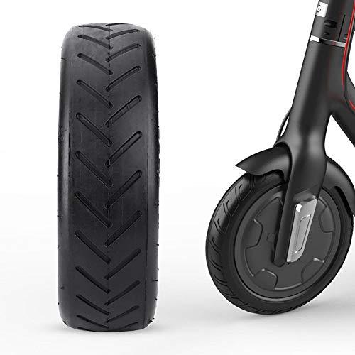 SolUptanisu Rollerreifen, Hirse-Elektroauto-Reifen Leicht zu montierende Elektrorollerreifen Fahrradzubehör für Hirse-Roller Mijia M365 - 4
