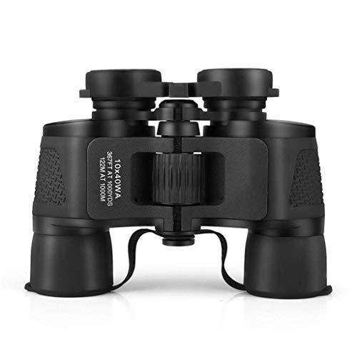 JHLD 10×40 Teleskope Fernglas Helle Und Klare HD, Tragbarer Hochleistungs Vergrößerung Ferngläser, Für Vogelbeobachtung Reisekonzert Jagd-10×40