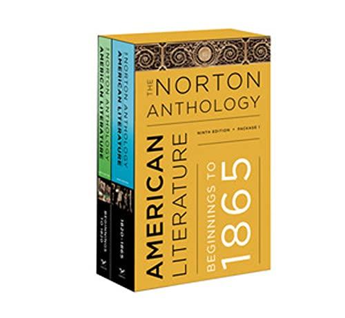 The Norton Anthology of American Li…
