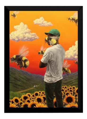 Quadro Tyler, The Creator Flower Boy Rap Arte Decoração