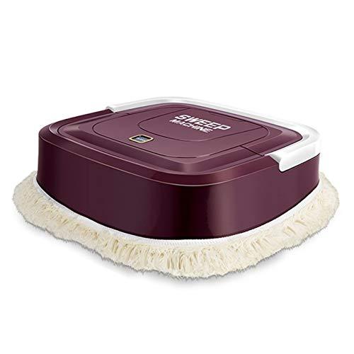 Lowest Price! LSXLSD Household Smart Robot Vacuum Cleaner Floor Dust Cleaning Sweeping Machine Recha...