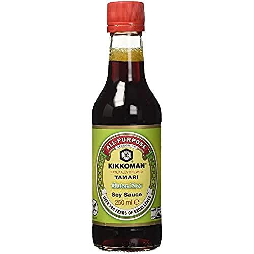 Kikkoman Salsa de Soja Naturalmente Fermentada - 250 ml