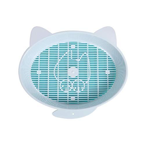 Queen Boutiques huisdier katten honden plastic kat toilettrainer huisdieren toiletset kattentoilet mat pet cleaning supply