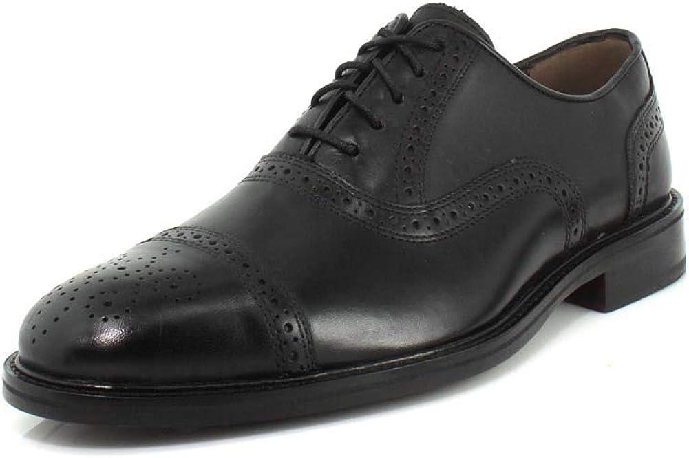 Johnston & Murphy Men's Daley Cap Toe Shoe