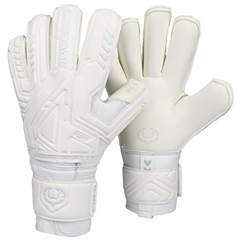 Renegade GK Fury Avalanche Goalie Gloves with Pro-Tek...