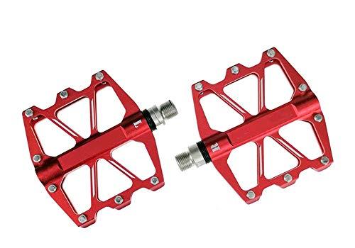 HPPSLT Pedales de Bicicleta para MTB BMX, Pedal de Cala de Bicicleta...