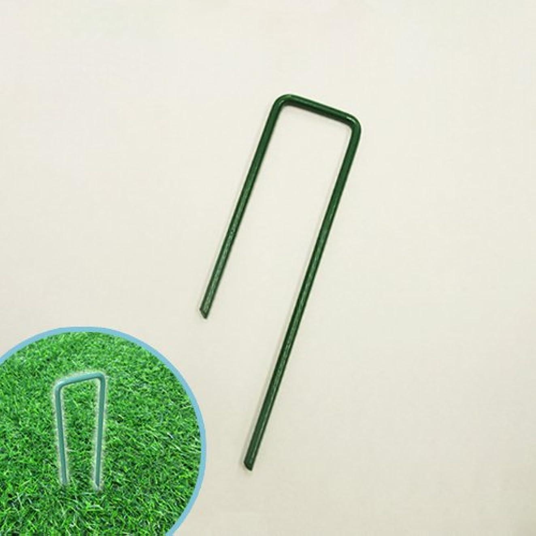 付録オーブンマトン人工芝おさえピン 1m×10m用 22本セット