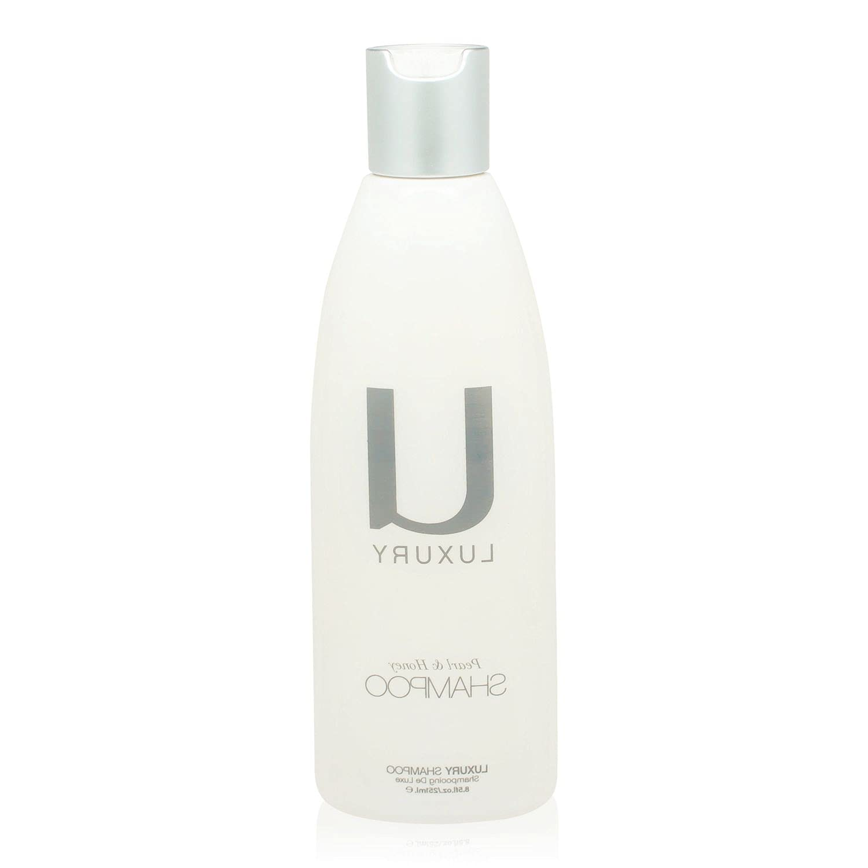 AUA-style U LUXURY Honey Pearl Model Shampoo 8.5oz San Jose Mall online shop 8799-9557