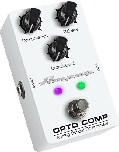 Pedal de efecto Ampeg OPTO COMP