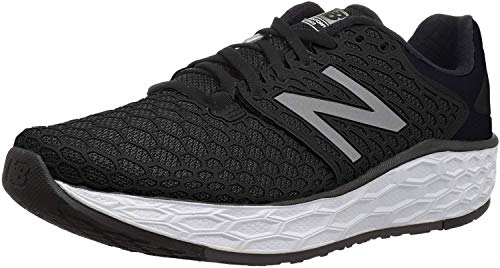 New Balance Women's Fresh Foam Vongo V3 Running Shoe, Black, 10 D US