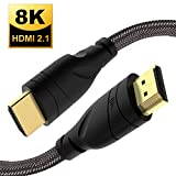 Best 4k Hdmi Cables - 8K HDMI Cable, LamToon 6ft High Speed HDMI Review