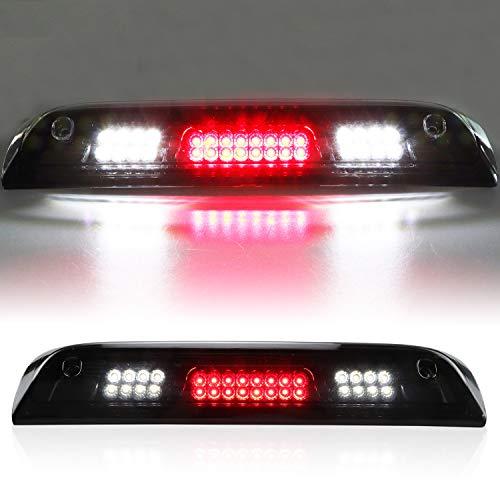 LED Third 3rd Brake Light Compatible With 14-18 GMC Sierra, Chevy Silverado 1500 2500 HD 3500 HD,...