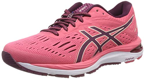 ASICS Women's Gel-Cumulus 20 Running Shoes, Pink (Pink Cameo/Roselle 700), 3 UK