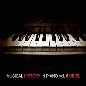 Musical History in Piano, Vol. 6