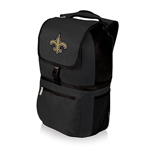 NFL Zuma Insulated Cooler Backpack, New Orleans Saints
