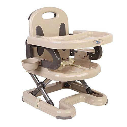 Best Buy! MAODATOU Highchair Foldable Removable Tray Dinning Chairs Infant Chair Travel Baby Feeding...