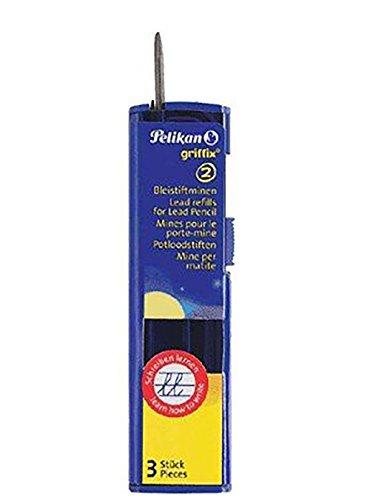 Pelikan griffix Bleistift-Minen, in Faltschachtel VE=5
