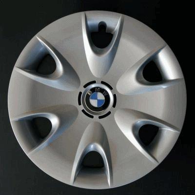 BMW Original Radblende Radzierblende Radkappe 1er E81 E82 E87 E88 - Satz (4 Stück)