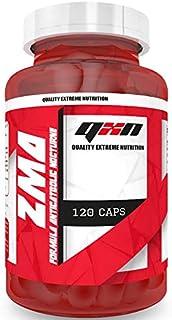 QXN New ZMA 120 Cápsulas | Suplemento