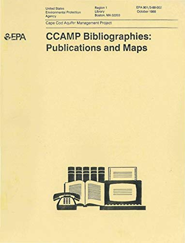 CCAMP Bibliographies: Publications and Maps (English Edition)