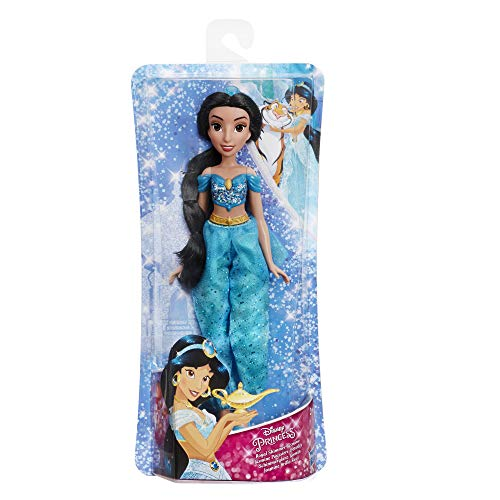 Disney Princess - Disney Princess Brillo Real Jasmine (Hasbro E4163ES2) , color/modelo surtido
