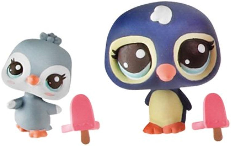 Hasbro Littlest Pet Shop Shop Shop Mama & Baby (38678148) B00666723K   Attraktiv Und Langlebig  b8ba7a