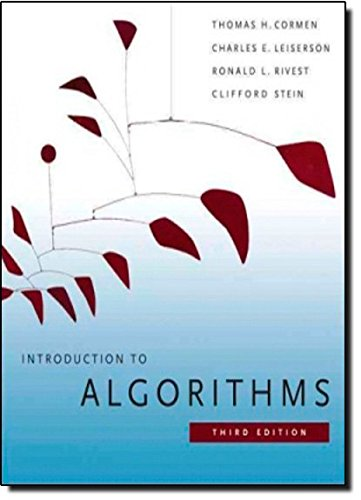 Introduction to Algorithmsの詳細を見る