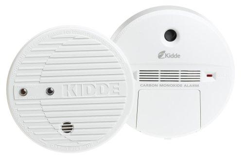 Kidde carbon monoxide (kn-cob-b) and smoke alarm (0916) value pack