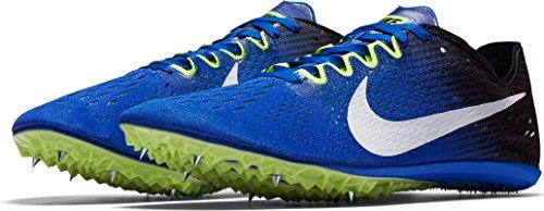 Nike Unisex 835998-413 Trekking- & Wanderhalbschuhe, Blau (Hyper Cobalt/White Black Ghost Green), 45 EU