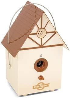 PetSafe Birdhouse Outdoor Ultrasonic Bark Control Birdhouse