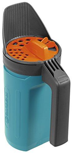 Gardena 3255-30 Esparcidor, Negro, Azul, Naranja