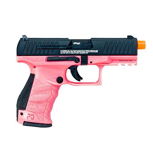 elite force walther ppq gas blowback pistol (wildberry)(Airsoft Gun)