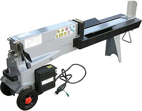 5トン電動油圧式薪割機