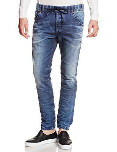 Diesel KROOLEY-NE 0674Z 01 jogg jeans blau jeans