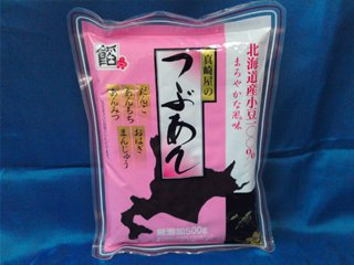 北海道 小豆つぶあん 500g ≪あんこ・餡子≫【アンコ】