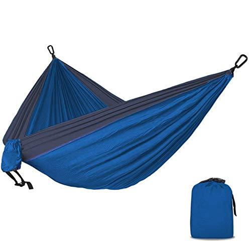 MHBY Hamaca, Camping, paracaídas, jardín, Muebles al Aire Libre, Ocio, Dormir, Viaje, Hamaca Doble, 300 * 200 cm