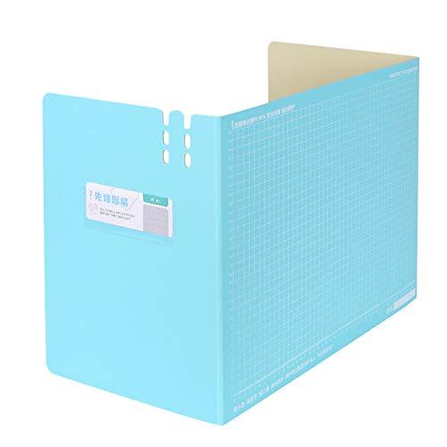 LZDseller01 Schreibtischteiler, Sichtschutz, Tischteiler, Mehrzweck-Unterteilung, Faltbare Trennwand für Klassenzimmer, Schule, Büro, Bibliothek