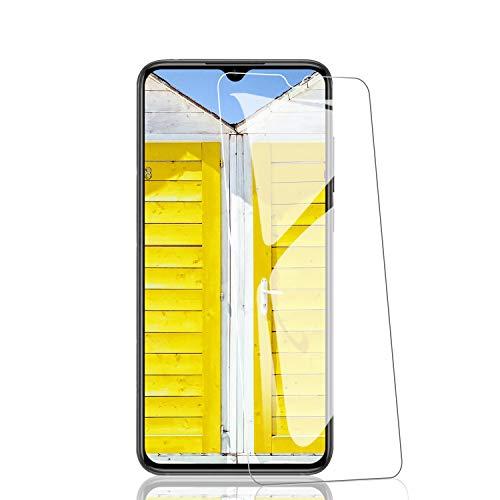 RIIMUHIR Vetro Temperato Compatibile con Xiaomi Mi 9 Lite, Pellicola Protettiva Protezione Schermo per Xiaomi Mi 9 Lite, Durezza 9H, Anti-Graffi, Anti-Impronte, Facile da Pulire (3 Pezzi)