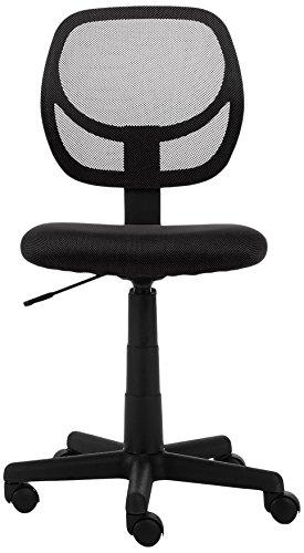 AmazonBasics Low Back Adjustable Office Chair