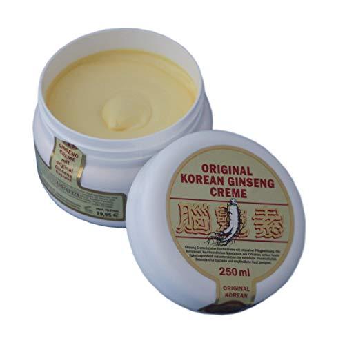 250 ml D'origine Coréenne Ginseng Crème Soins De La Peau Crème Pour La Peau Crème De Soins Soins Personnels Produit De Soins Cosmétiques