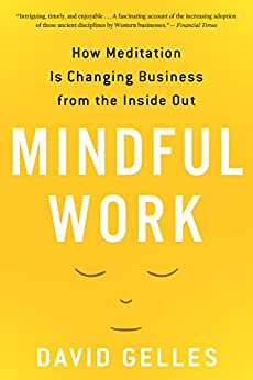 Mindful Work: How Meditation Is Changing Business from the Inside Out (Eamon Dolan) by [David Gelles]