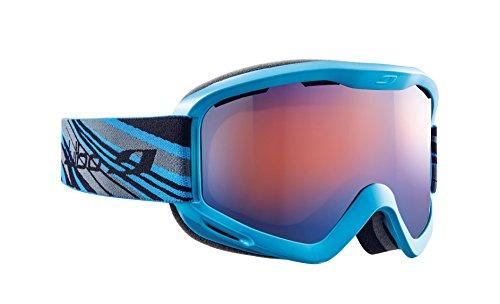 Julbo Herren Mars Skibrille, Bleu/Gris/Noir Speed, L