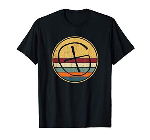 Rétro Geocaching Vintage Chasse Au Trésor Geocacher Camiseta